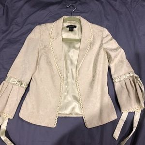 Arden B. Light Suit Jacket Size S